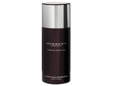 CAROLINA HERRERA FOR MEN DEODORANT NATURAL SPRAY