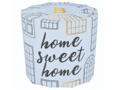 Home Sweet Home Bougie enveloppée